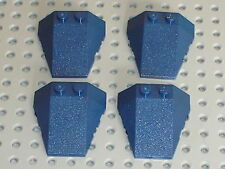 Rare LEGO NavyBlue wedge ref 6069 / Idéal pour MOC !!!! / Set 4538 ONLY !!!!