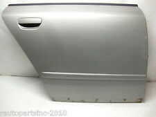 2004 Audi A4 Door Shell  Rear Right Silver LY7W OEM 02 03 04 05