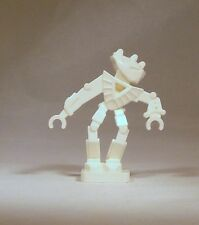 LEGO Bionicle Minifigure Small White Toa Hordika Nuju 8757 8758 Genuine