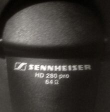 Sennheiser HD 280 Pro Over Ear Headphones- w/ 20' extension