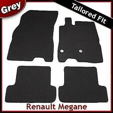 Renault Megane Mk3 Estate 2008-2016 Tailored Fitted Carpet Car Floor Mats GREY