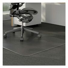Universal 56808 Studded Chair Mat for Low Pile Carpet 46 x 60 Clear