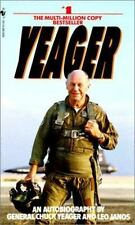 YEAGER AN AUTOBIOGRAPHY by Gen. Chuck Yeager & Leo Janos  -- AUTOGRAPHED