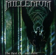 MILLENIUM - THE BEST OF... AND MORE (JORN LANDE) ( 2 CDS) FREE SHIPPING!!!