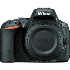 Nikon D5500 24.2 MP Digital SLR Camera - Black (Body Only) !! BRAND NEW!!