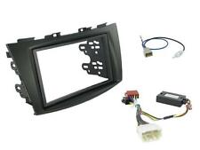 CTKSZ02 Suzuki Swift 11 on Double Din Car Stereo Fitting Kit stalk control