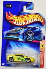 HOT WHEELS 2004 FERRARI HEAT 1/5 FERRARI 360 MODENA #128 5 SP