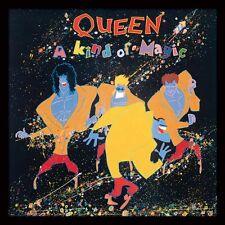 Queen - A Kind of Magic - Framed Album Cover Print ACPPR48059
