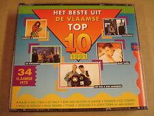 2-CD BOX / HET BESTE UIT DE VLAAMSE TOP 10 1991
