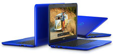 Dell Inspiron 11 3162 Laptop (Intel N3050/ 2GB/32GB/ 11.6/Windows10) Blue - Deal