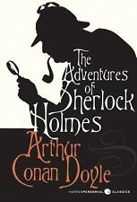 The Adventures of Sherlock Holmes-ExLibrary