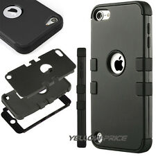 Apple iPod Touch 6 5th 5G Gen Generation Shock proof Hybrd Impact Case Cover CA