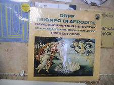 Herbert Kegel ORFF Leipzig vinyl LP Philips Records EX IN Shrink [Italy Import]