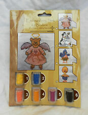 Craft Work Embroidery Cross Stitch Kit - Duck in Dungarees - BNIB