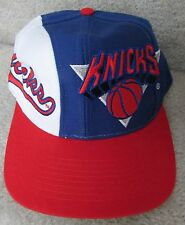NBA New York Knicks Baseball Hat Cap OSFA by Logo Athletic Great Design