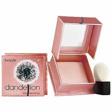 Benefit Cosmetics Dandelion Twinkle Glow Face Highlighter BRAND NEW TO LINE