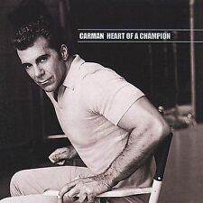 Heart of a Champion by Carman (Cassette, Oct-2000, 2 Tapes, Sparrow Records) NEW