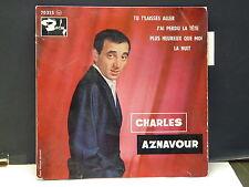 CHARLES AZNAVOUR Tu t'laisses aller 70315