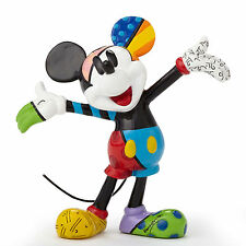 Disney by Romero Britto Mickey Mouse Mini Figurine NIB 4049372 NEW
