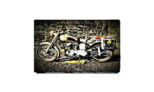 1950 sarolea Bike Motorcycle A4 Photo Poster