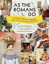 As The Romans Do:Authentic and reivented recipies...(2016)