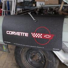 Chevrolet Corvette C4 Fender Gripper Cover Kotflügel Schoner Antirutschmatte NEU