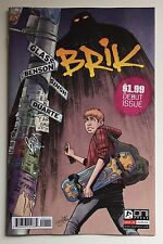 Brik #1 - Oni Press - NM - First Printing - New Bagged & Boarded