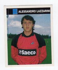 figurina CAMPIONI E CAMPIONATO 90/91 1990/91 numero 296 PISA LAZZARINI