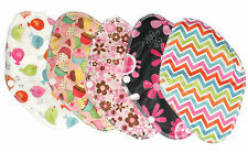 """Reusable/ Washable Panty liner - Pack of 5 pcs (8"""" Long )"""