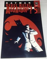 Batman Bruce Wayne Assassino TP Vol. 1 Playpress