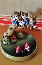 """Wee Forest Folk PM-1  """"Chums Hanging Out""""  LTD EDITION  Mint"""