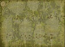 Maharam Trees Conifer Modern Abstract Funky Contemporary Upholstery Fabric