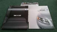 2007 volvo prendre un siège - 3 partie uk gamme brochure C30 S60 V50 S80 V70 XC70 XC90