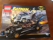Batman Lego 7781 The Batmobile Two-Face's Escape  NEW MISB