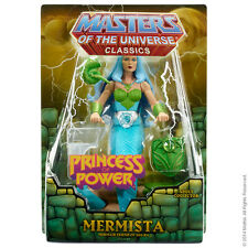 MOTUC Mermista Mermaid Friend of She-Ra In Hand 2014 He-Man Sub Eternia
