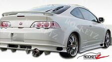 02-06 Acura RSX JDM Vader Style Fender Flares 4 PCs USA CANADA 03 04 05 F+R