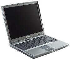 Fast Windows XP Dell D610 Laptop 60GB 2GB WiFi Cheap 14.1' Warranty Serial DVD