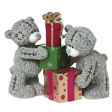 Me To You Tatty Teddy Bear Collectors Figurine - Double The Excitement # 40840