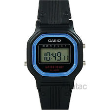 Casio LA11WB-1 Women's Classic Water Resistant Daily Alarm Digital Sports Watch