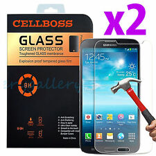 Premium Tempered Glass Screen Film Protector for Samsung Galaxy Mega 6.3 i9200