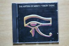 The Sisters Of Mercy ‎– Vision Thing - Electronic, Rock, 1990 (Box C84)