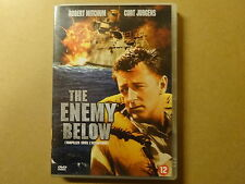DVD / THE ENEMY BELOW / TORPILLES SOUS L'ATLANTIQUE ( ROBERT MITCHUM... )