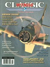CLASSIC WINGS V16 N4 RAAF RNZAF MUSTANG TARGET TUGS_WW2 YOKOSUKA D4Y SUISEI JUDY