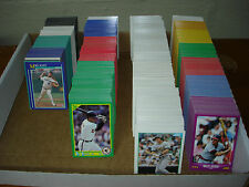 Complete Your Set of 1988 to 1998 Score & Pinnacle Baseball Cards, U Pick 50!!