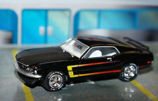 LIMITED 1969 69 FORD MUSTANG BOSS 302 1/64 SCALE CAR rubber tires GREENLIGHT