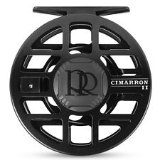 NEW 2016 ROSS CIMARRON II 5/6 FLY REEL BLACK MADE IN USA FREE DOMESTIC SHIPPING