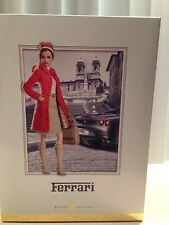 2005 Gold Label Ferrari Barbie Doll
