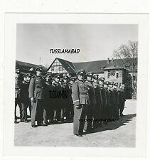Ludwigsburg Soldaten Uniform Aufstellung alte Häuser 1940 Foto