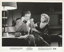 """Rhonda Fleming in """"Slightly Scarlet"""" 1956 Movie Still"""