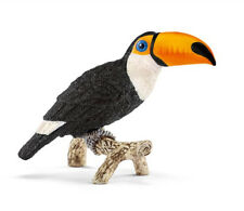 Schleich 14777 Toucan Toy Wild Bird Zoo Animal Figurine Model 2017 - NIP